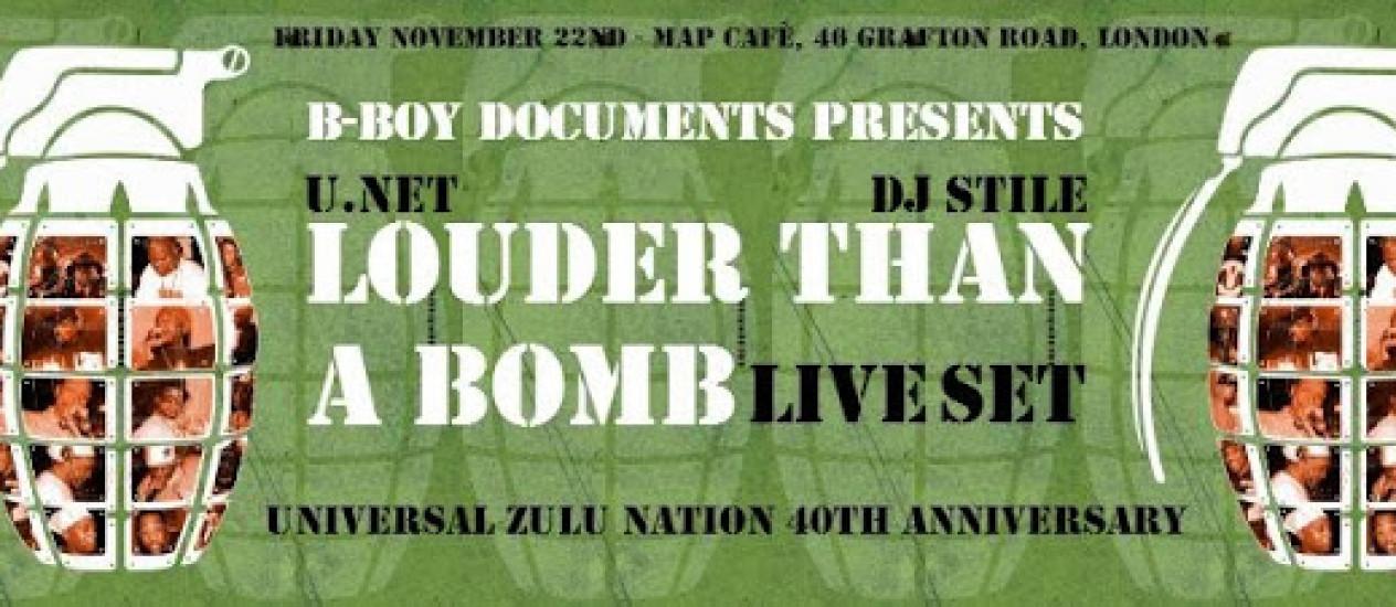 LTB Live Set @ Bboy Documents