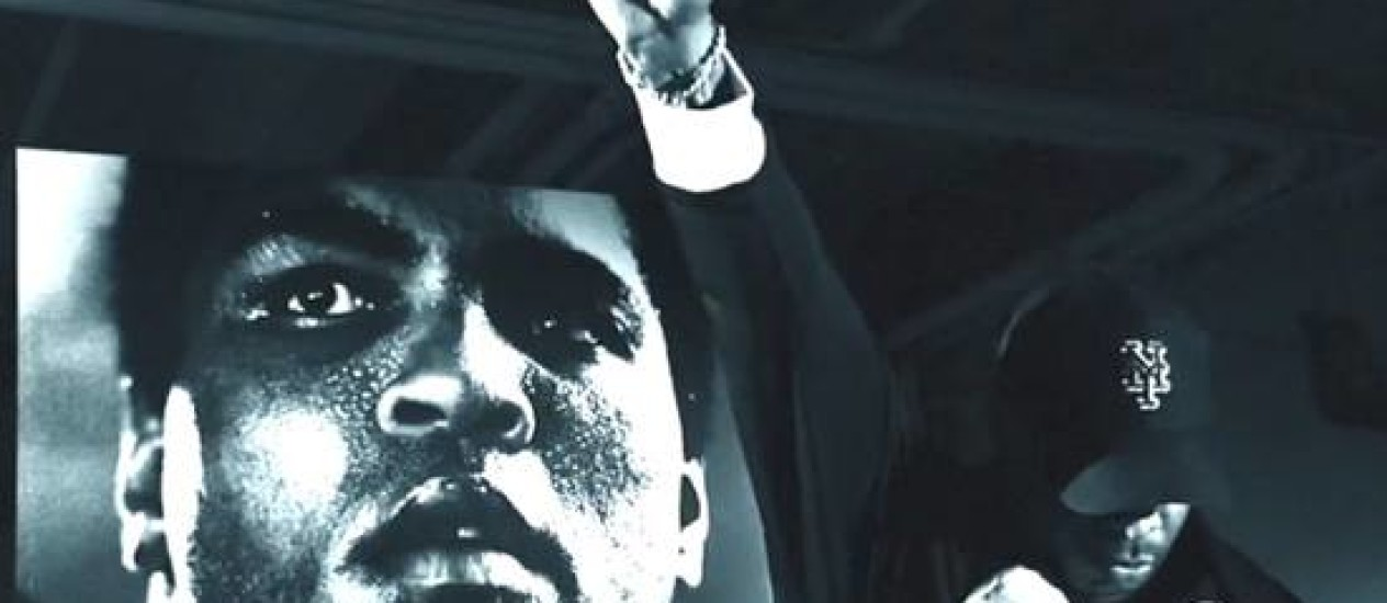 """Chuck D – """"Get Use To Me"""""""