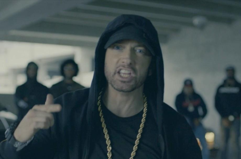 BET Cypher: Eminem vs Trump