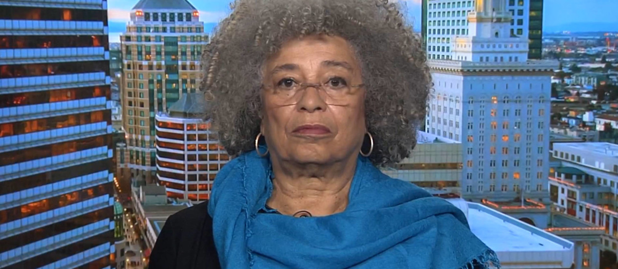Angela Davis Speaks Out