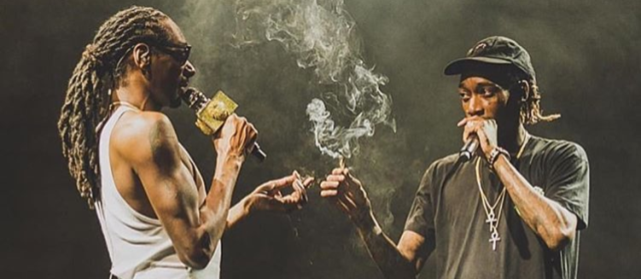 YOUNG WILD N FREE – SNOOP & WIZ