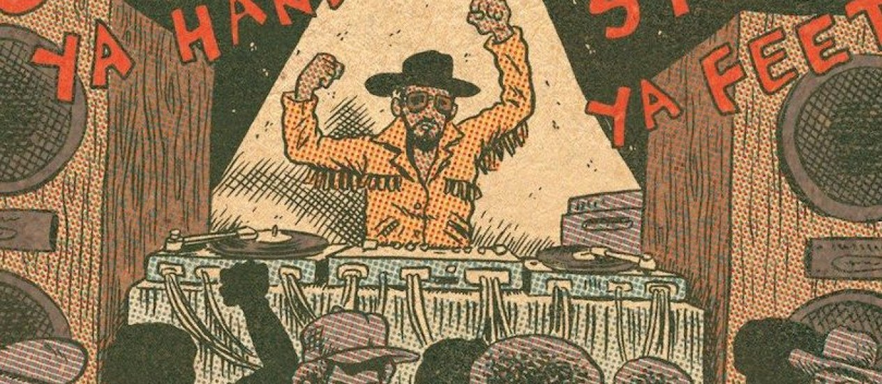 The origins of hip hop