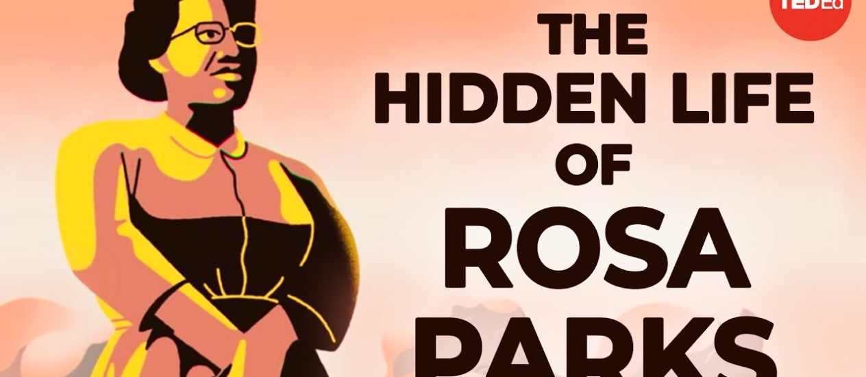 Un corto animato su Rosa Parks